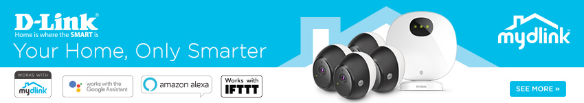 D-Link Home Monitoring