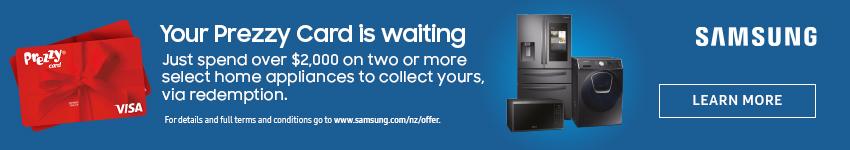 Samsung Home Promo
