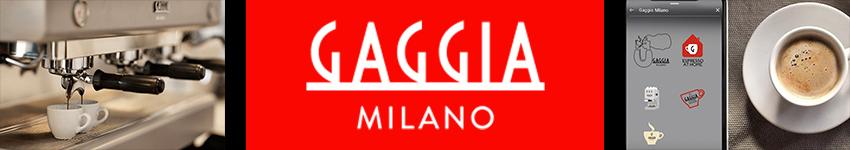 Gaggia Banner
