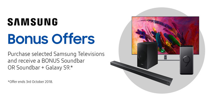 Samsung Bonus Offer