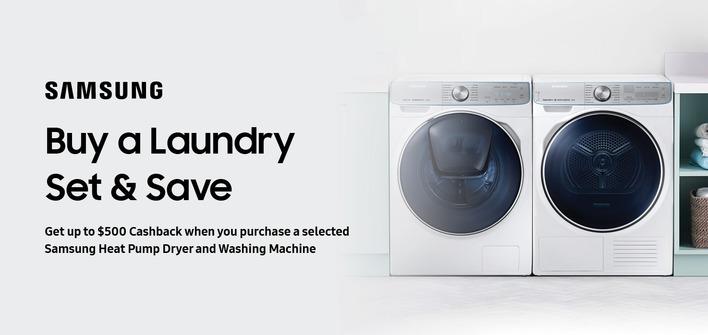 Samsung Set & Save
