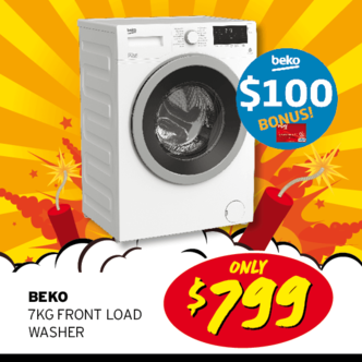 Dynamite Deals - Beko Washer