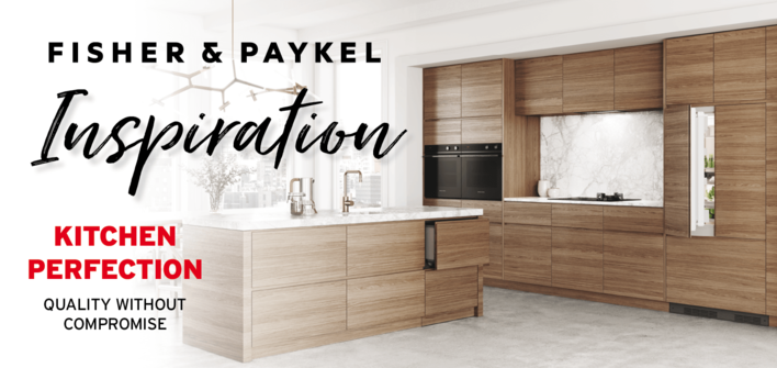 Kitchen Inspirations - Fisher & Paykel