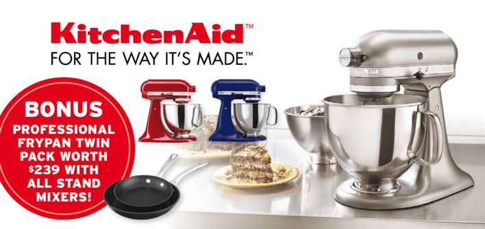 Kitchen Inspirations - Kitchenaid