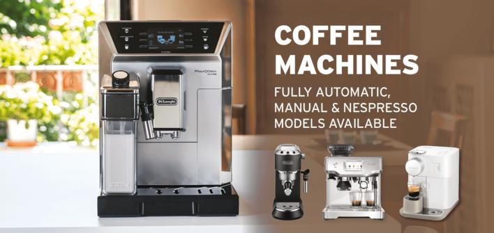 Kitchen Inspirations - Coffee Machines