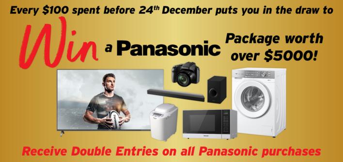 Greatest Gift Ideas - Panasonic