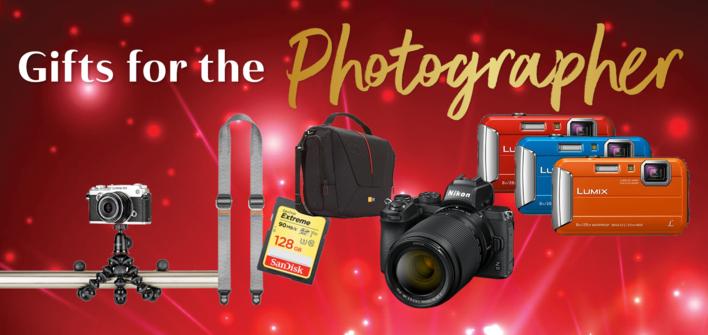 Greatest Gift Ideas - Photographer