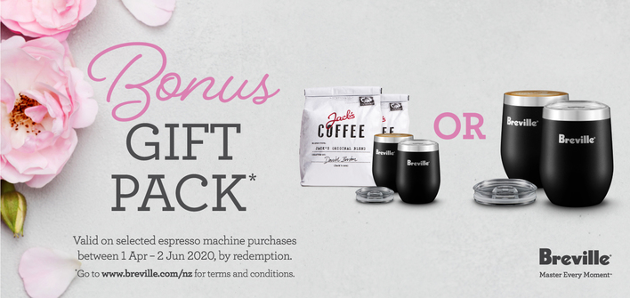 Breville Coffee Gift Pack