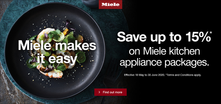 Miele Up to 15% Off