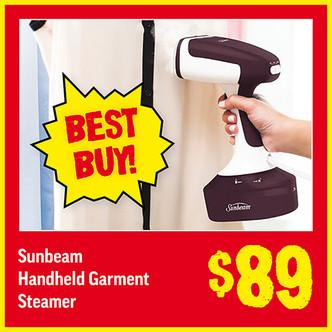 Price Smash - Garment Steamer
