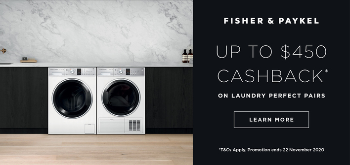 Fisher & Paykel Perfect Pair