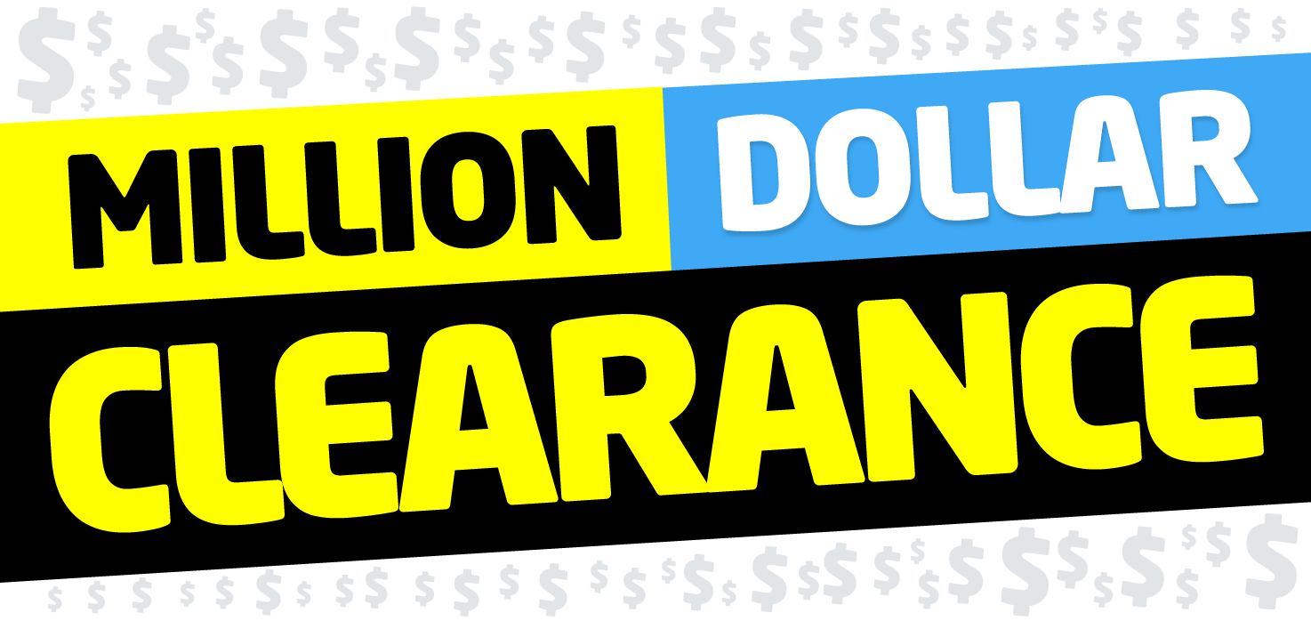 Million Dollar Clearance