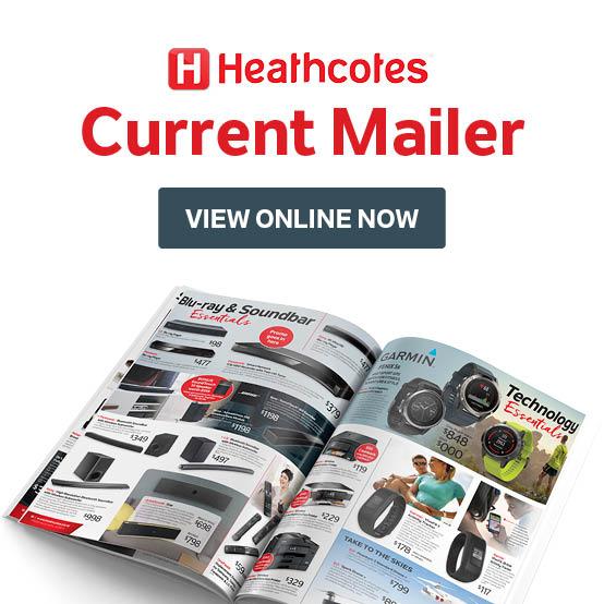 Current Mailer - Blue
