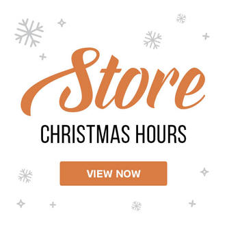 Xmas Store Hours