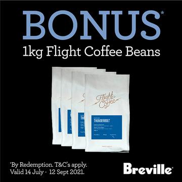 Breville 1kg beans 600
