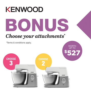 Kenwood 600