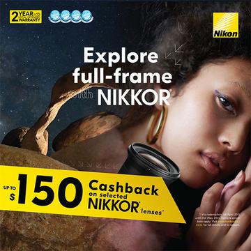 Nikon cashback 600