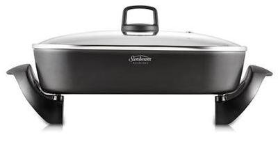 Sunbeam Duraceramic Frypan Buy Online Heathcote Appliances