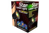 Star Laser Light Classic Christmas Light
