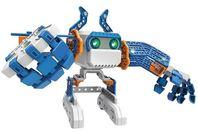 Meccano MicroNoid Blue Basher