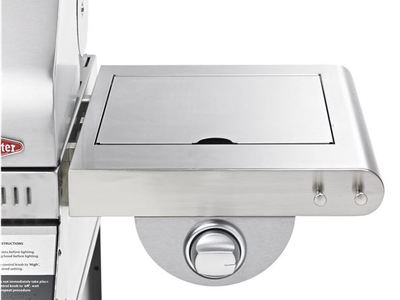 BeefEater Signature Trolley Mounted Side Burner