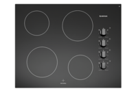 Simpson 60cm 4 Zone Ceramic Cooktop