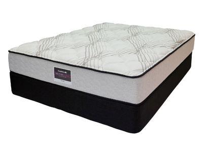 Sleepmaker Jubilee Super King Medium Mattress + Base