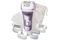 Remington Smooth & Silky Cordless Wet/Dry Epilator