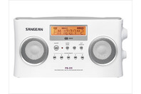 Sangean FM-Stereo RBDS / AM Digital Tuning Portable Receiver