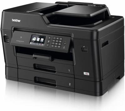 Mfcj6930dw brother a3 colour inkjet multi function printer 2
