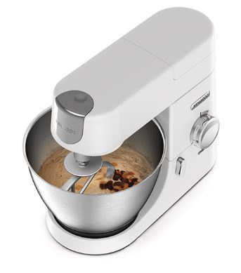 Kenwood 4.6l chef mixer kvc3100w 3
