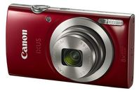 Canon IXUS 185 Compact Camera Red