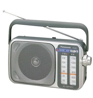 Panasonic Portable Mantle Radio