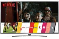 LG 55inch Smart UHD 4K TV (Display)