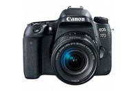 Canon EOS 77D with 18-55mm IS STM Lens