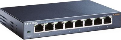 TP-Link 8-Port 10/100/1000Mbps Desktop Switch