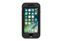 Lifeproof iPhone 7 nuud - Black