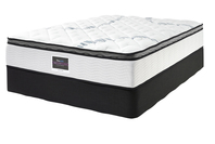 Sleepmaker Plush Ashley Base & Mattress - Super King