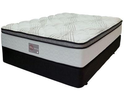 Sleepmaker Jubilee Plush Mattress & Base Super King