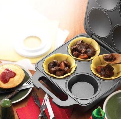 Sunbeam pie maker pm4800 2