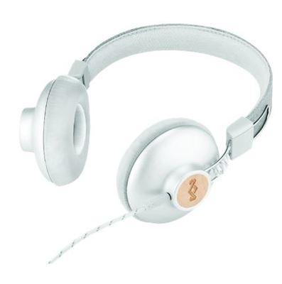 Marley positive vibration 2.0 on ear headphones em jh121 sv 2