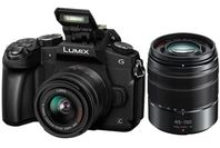 Panasonic LUMIX DMC-G85 Twin Lens Camera Kit