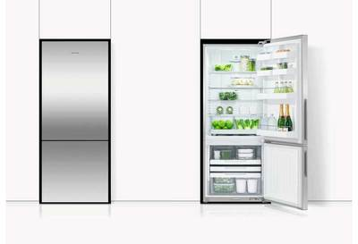 Fisher   paykel activesmart fridge   680mm bottom freezer 442l rf442brpx6 2