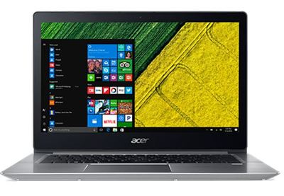 Acer Swift 3 14inch Notebook (Display)