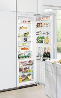Liebherr 357l integrable built in fridge 4