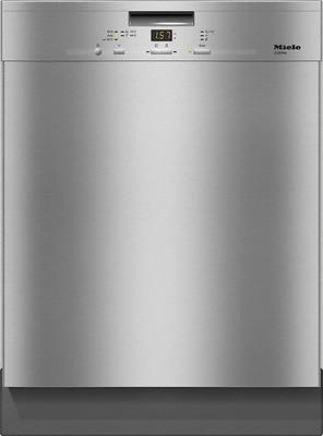Miele Built-Under Dishwasher - Clean Steel