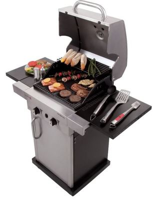 Char broil professional 2 burner grill 463675016 5