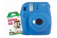 Fujifilm Instax Mini 9 Combo Cobalt Blue
