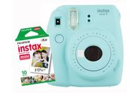 Fujifilm Instax Mini 9 Combo Ice Blue