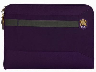 Stm summary laptop sleeve purple 3